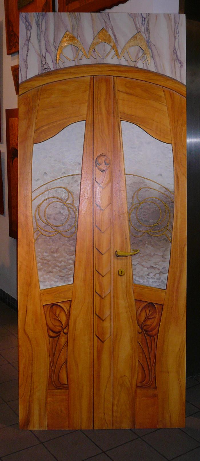 Srmdeco porte en bois avec br che srm decoration for Porte journaux en bois
