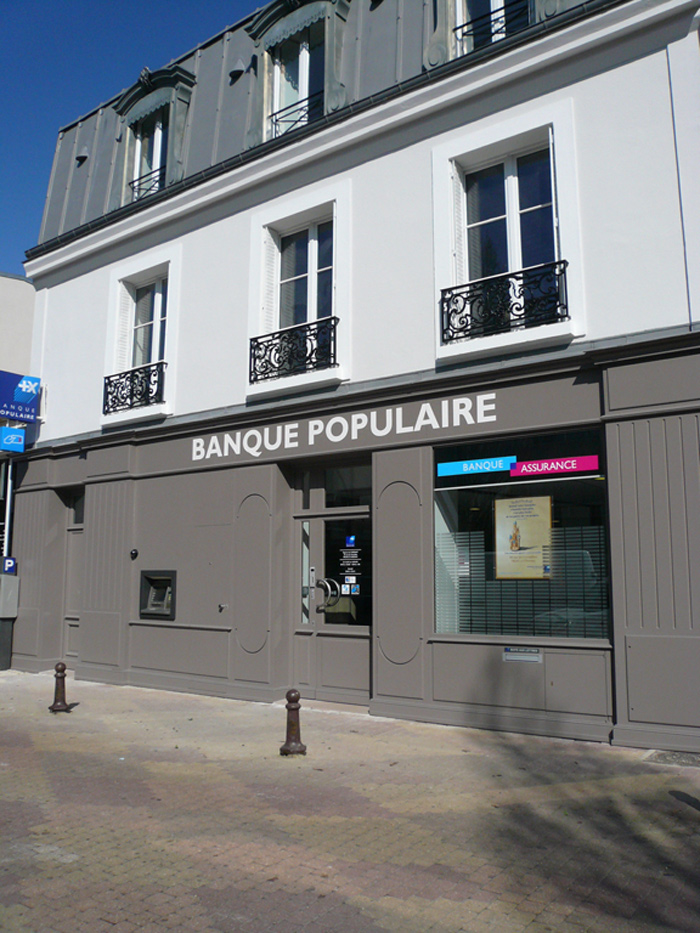 Banque Populaire Le Chesnay