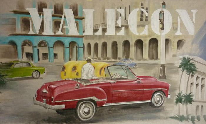 Les voitures années 50