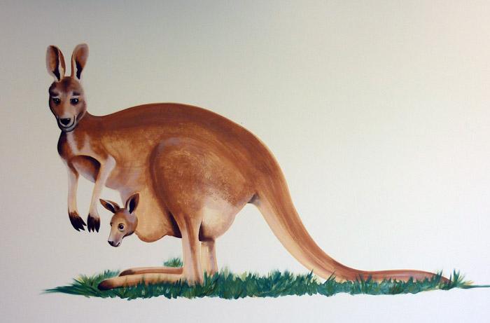 une maman kangourou