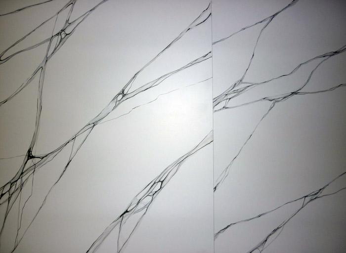 srmdeco effets de marbre srm decoration portfolio de sophie race marie graphiste. Black Bedroom Furniture Sets. Home Design Ideas