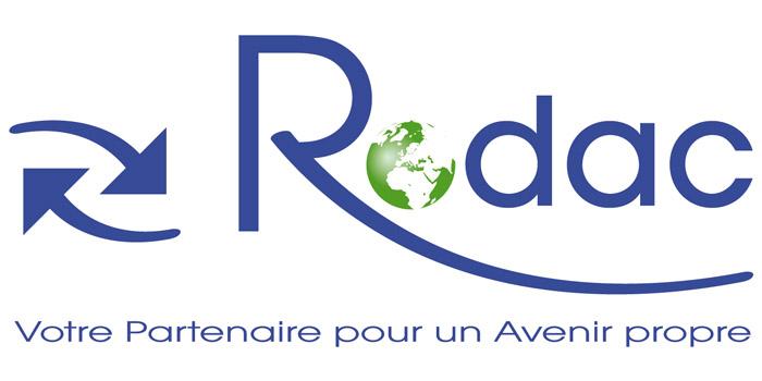 lifting de la charte graphique de la société Rodac, entreprise d'isolation par l'extérieur.