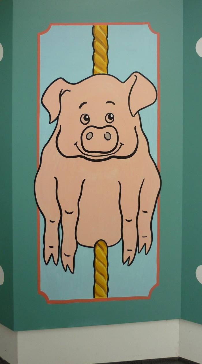 mais aussi un cochon,